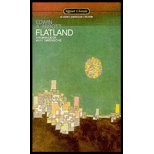 Flatland- A Romance of Many Dimensions by Abbott,Edwin A.. [1984] Paperback by Abbott
