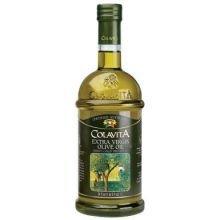Colavita Extra Virgin Olive Oil, 3 Liter -- 4 per case. high acid olive oil