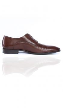 BOSS scarpe, Carmons 50228940 uomo, Marrone (Braun 214), 12