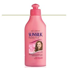 Sunsilk Hydra TLC 24/7 Creme 7 oz. (Bonus 2 oz. Shampoo & Conditioner)