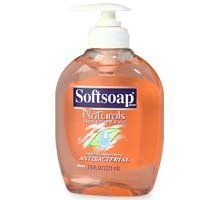 Softsoap(TM) Antibacterial Liquid Soap, 7.5 Oz. Pump (Pack of 6)
