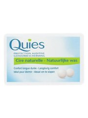 Quies Wax Ear Plugs - 12 pairs from Quies
