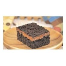 Love and Quiches Classic Chocolate Sheet Cake, 4.87 Pound -- 2 per case.
