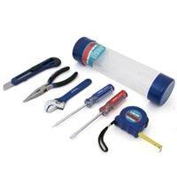 Toolbasix Jl-Tu05007 Household Tool Set, 6-Piece