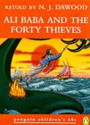 Ali Baba And The Forty Thieves (0146003241) by N. J. Dawood