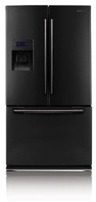 Samsung RF267AEBP 26 cu. Ft. French Door Refrigerator - Black Pearl