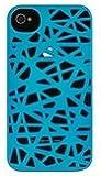 Incase Bird's Nest Snap Case for Iphone 4s Techno Blue