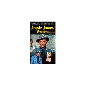 Jesse James' Women [VHS] [Import]