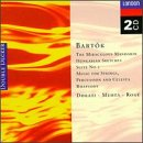 Bartok: Miraculous Mandari