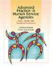 Advanced Practice in Human Service Agencies: Issues, Trends, and Treatment Perspectives