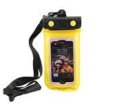 Waterproof Cell Phone Pouch Case for Kayaking Camping Fishing