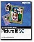 Microsoft Graphics Studio: Picture It! 99