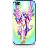 Iphone 4 4s TV Cartoon Cell Cover Nice Twilight Sparkle My Little Pony Phone Case Cover for Iphone 4 4s