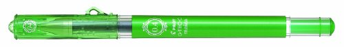 Pilot Gtec Maica - Bolígrafo de punta redonda (punta micro), color verde