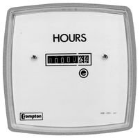TE CONNECTIVITY / CROMPTON - 016-156A-PNZH-C6 - ANALOG ELAPSED TIME METER