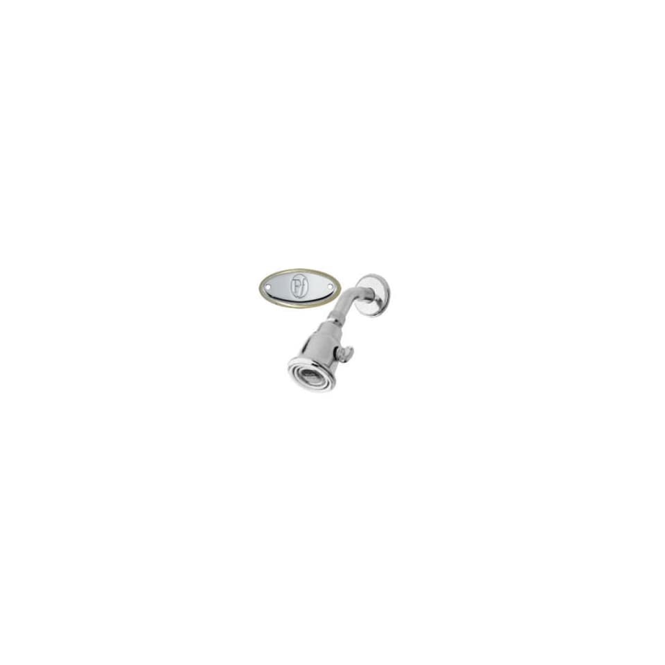 Price Pfister 15 070C Chrome / Polished Brass Multi Function Shower