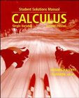 img - for Calculus, Student Solutions Manual: Single Variable book / textbook / text book