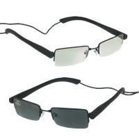 メガネ偽装型CMOSカラーカメラ 気づかれず目線撮影可能【SVR-30GL】