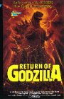 Godzilla 1985: The Legend Is Reborn [VHS] [Import]