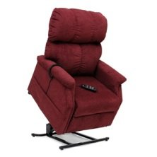 LC-525 Specialty Collection Lift Chair - Spruce Fabric, Large