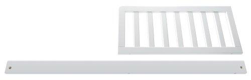 Summer Infant Crib Conversion Kit, Cool White - 1
