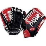 Rawlings RCS Series Glove, Scarlet, 11.75-Inch, 11.75 inches/Scarlet