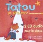 echange, troc Muriel Piquet - Tatou Le Matou Level 2 Class CD Set (2)
