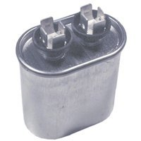 Run Capacitor 7.5 MFD 370 Volt - Air Conditioning Replacement Part