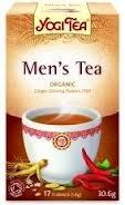 Yogi Tea Organic Men'S Tea 17 Teabags