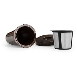 Reusable k-cup filter