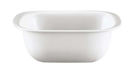 Corelle 1.4 Litre Vitrelle Glass Lightweight Bake/ Serve/ Store Square Baker, White by CORELLE (Corelle Bake And Serve compare prices)