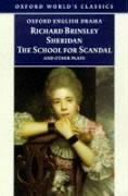 School for Scandal Free Book Notes, Summaries, Cliff Notes and Analysis
