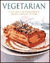 img - for Vegetarian: A Cook's Guide to the Sensational World of Vegetarian Cooking with 500 Recipes book / textbook / text book