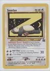 Pokemon - Snorlax (Pokemon TCG Card) 1999-2002 Pokemon Wizards of the Coast Exclusive Black Star Promos #49 - 1