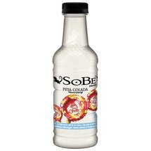 SoBe Smooth Pina Colada Drink - 20-Fl. Oz. Bottles (Pack of 12)