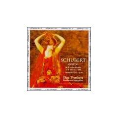 Schubert;Sonatas a Major