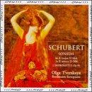 Schubert: Sonatas in A major D 664 / in E minor D 566 / 2 Impromptus, Op. 90