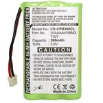 Battery for Philips DECT 211, KALA3353 300mAh - 30AAAAH3BMX