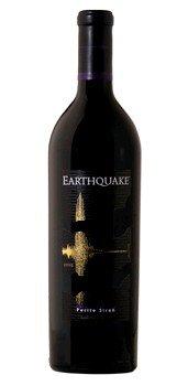 Earthquake Petite Sirah 2010 750Ml