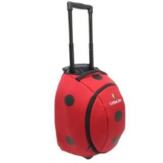 LittleLife Animal Wheeled Suitcase by LittleLife