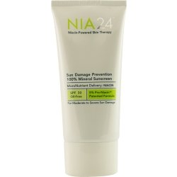 Nia24 Prevention 100% Mineral Sunscreen SPF 30-2.5 oz