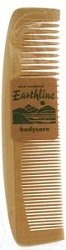 Earthline Wooden Comb Large 602 Massagers Relaxing & Energizing