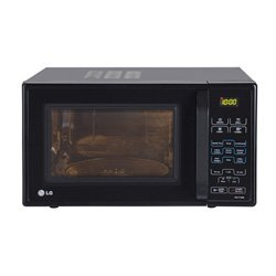 LG MC2143CB 21-Litre Convection Microwave Oven (Black)