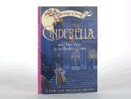 Cinderella and Other Tales by the Brothers Grimm Book and Charm (Charming Classics)
