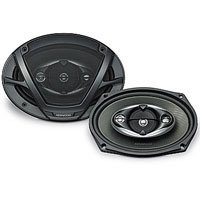 Kenwood Kfc-6983Ps 6-Inch X 9-Inch Performance Series 4-Way Speaker System
