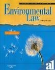 Black Letter Outline on Environmental Law 4th (forth) edition Text Only