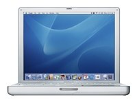 "Apple G4 12.1"" Powerbook (1.5 Ghz Processor, 512 Mb Ram, 60 Gb Hard Drive, Cd-Rw/Dvd Drive, Mac Os X 10.4)"