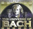 Universe of Bach 250 Yr Celebration by Johann Sebastian Bach, Helmut Winschermann, Vasil Kazandjiev, Max Pommer and Hermann Max
