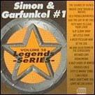 Simon & Garfunkel Karaoke Legends Series Disc Cd+g/cdg 58