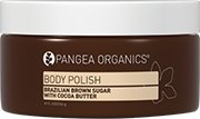Pangea Organics Brazilian Brown Sugar with Cocoa Butter Body Polish by Pangea Organics